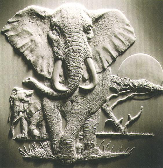 Terry jones sculpture monumental collectible bronzes